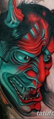 фото тату дьявол от 25.08.2017 №002 – Tattoo 13 – Devil tattoo – tatufoto.com