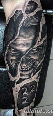 фото тату дьявол от 25.08.2017 №007 – Tattoo 13 – Devil tattoo – tatufoto.com