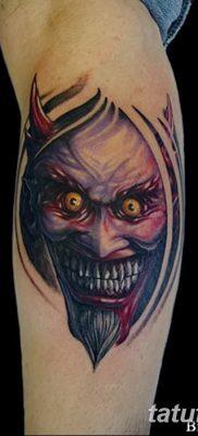 фото тату дьявол от 25.08.2017 №008 – Tattoo 13 – Devil tattoo – tatufoto.com