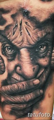 фото тату дьявол от 25.08.2017 №012 – Tattoo 13 – Devil tattoo – tatufoto.com