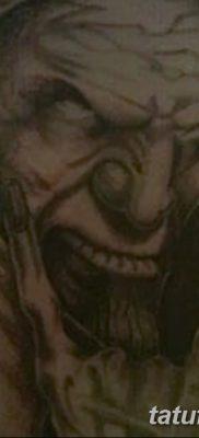 фото тату дьявол от 25.08.2017 №018 – Tattoo 13 – Devil tattoo – tatufoto.com