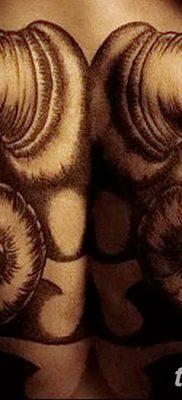 фото тату дьявол от 25.08.2017 №019 – Tattoo 13 – Devil tattoo – tatufoto.com