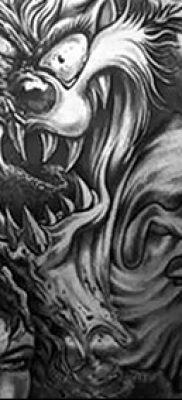 фото тату дьявол от 25.08.2017 №028 – Tattoo 13 – Devil tattoo – tatufoto.com