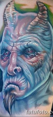 фото тату дьявол от 25.08.2017 №029 – Tattoo 13 – Devil tattoo – tatufoto.com