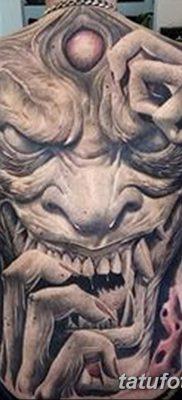 фото тату дьявол от 25.08.2017 №031 – Tattoo 13 – Devil tattoo – tatufoto.com