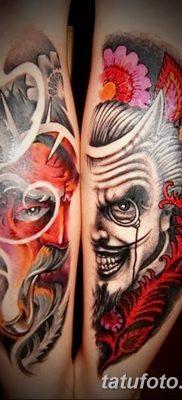 фото тату дьявол от 25.08.2017 №036 – Tattoo 13 – Devil tattoo – tatufoto.com