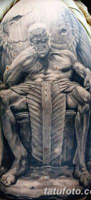 фото тату дьявол от 25.08.2017 №037 – Tattoo 13 – Devil tattoo – tatufoto.com
