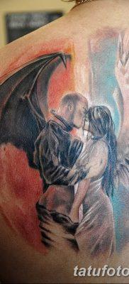 фото тату дьявол от 25.08.2017 №039 – Tattoo 13 – Devil tattoo – tatufoto.com