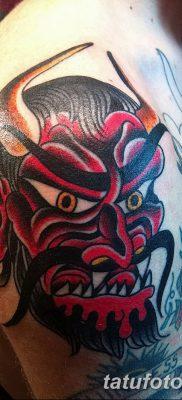 фото тату дьявол от 25.08.2017 №049 – Tattoo 13 – Devil tattoo – tatufoto.com