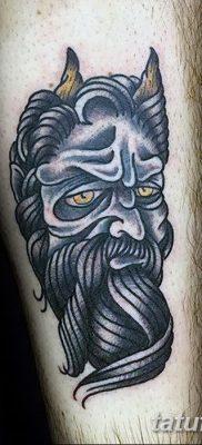 фото тату дьявол от 25.08.2017 №050 – Tattoo 13 – Devil tattoo – tatufoto.com