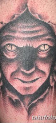 фото тату дьявол от 25.08.2017 №052 – Tattoo 13 – Devil tattoo – tatufoto.com