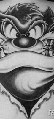 фото тату дьявол от 25.08.2017 №056 – Tattoo 13 – Devil tattoo – tatufoto.com