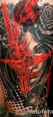 фото тату дьявол от 25.08.2017 №058 – Tattoo 13 – Devil tattoo – tatufoto.com