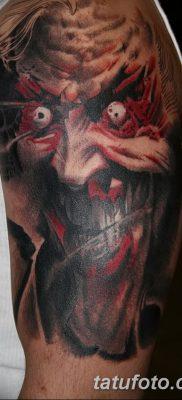 фото тату дьявол от 25.08.2017 №060 – Tattoo 13 – Devil tattoo – tatufoto.com