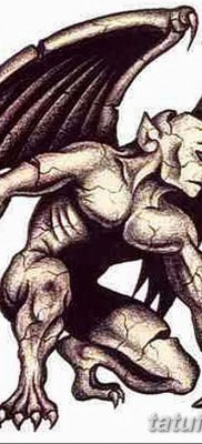фото тату дьявол от 25.08.2017 №062 – Tattoo 13 – Devil tattoo – tatufoto.com