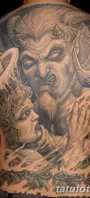 фото тату дьявол от 25.08.2017 №064 – Tattoo 13 – Devil tattoo – tatufoto.com