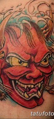 фото тату дьявол от 25.08.2017 №071 – Tattoo 13 – Devil tattoo – tatufoto.com