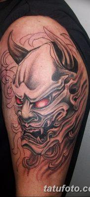 фото тату дьявол от 25.08.2017 №074 – Tattoo 13 – Devil tattoo – tatufoto.com