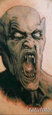 фото тату дьявол от 25.08.2017 №076 – Tattoo 13 – Devil tattoo – tatufoto.com