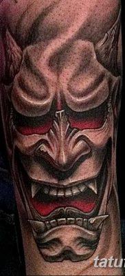 фото тату дьявол от 25.08.2017 №082 – Tattoo 13 – Devil tattoo – tatufoto.com