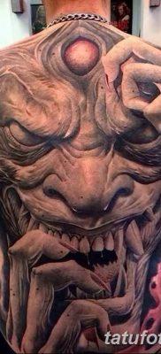 фото тату дьявол от 25.08.2017 №094 – Tattoo 13 – Devil tattoo – tatufoto.com