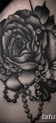 фото тату жемчуг от 25.08.2017 №049 – pearl tattoo – tatufoto.com