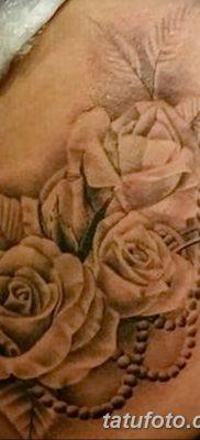 фото тату жемчуг от 25.08.2017 №067 – pearl tattoo – tatufoto.com