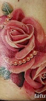 фото тату жемчуг от 25.08.2017 №068 – pearl tattoo – tatufoto.com