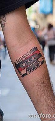 фото тату кассета от 28.08.2017 №001 – Tattoo cassette – tatufoto.com
