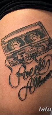 фото тату кассета от 28.08.2017 №003 – Tattoo cassette – tatufoto.com