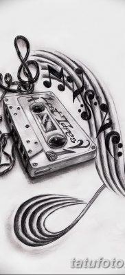 фото тату кассета от 28.08.2017 №004 – Tattoo cassette – tatufoto.com