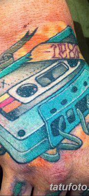 фото тату кассета от 28.08.2017 №010 – Tattoo cassette – tatufoto.com
