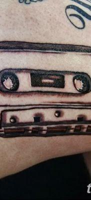 фото тату кассета от 28.08.2017 №012 – Tattoo cassette – tatufoto.com