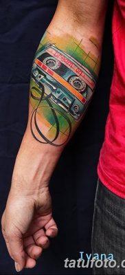 фото тату кассета от 28.08.2017 №014 – Tattoo cassette – tatufoto.com