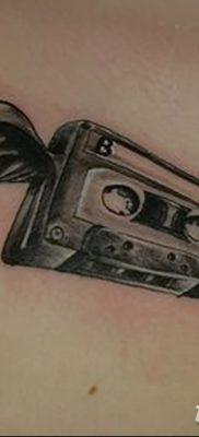 фото тату кассета от 28.08.2017 №015 – Tattoo cassette – tatufoto.com