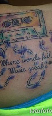 фото тату кассета от 28.08.2017 №017 – Tattoo cassette – tatufoto.com