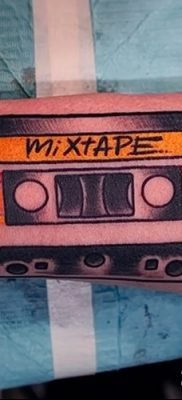 фото тату кассета от 28.08.2017 №025 – Tattoo cassette – tatufoto.com
