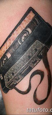 фото тату кассета от 28.08.2017 №028 – Tattoo cassette – tatufoto.com