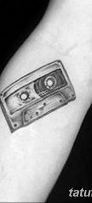 фото тату кассета от 28.08.2017 №080 – Tattoo cassette – tatufoto.com
