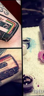 фото тату кассета от 28.08.2017 №081 – Tattoo cassette – tatufoto.com