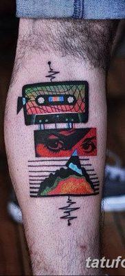 фото тату кассета от 28.08.2017 №083 – Tattoo cassette – tatufoto.com
