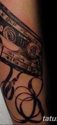 фото тату кассета от 28.08.2017 №085 – Tattoo cassette – tatufoto.com