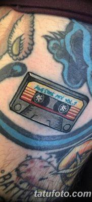 фото тату кассета от 28.08.2017 №086 – Tattoo cassette – tatufoto.com