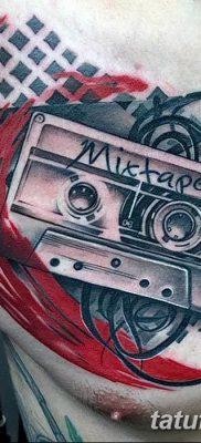 фото тату кассета от 28.08.2017 №089 – Tattoo cassette – tatufoto.com