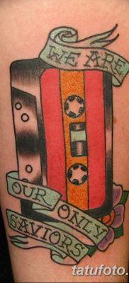 фото тату кассета от 28.08.2017 №093 – Tattoo cassette – tatufoto.com