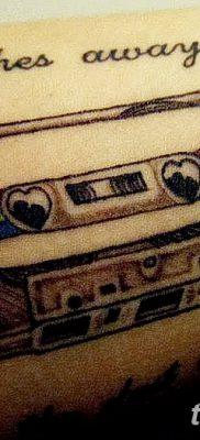 фото тату кассета от 28.08.2017 №095 – Tattoo cassette – tatufoto.com
