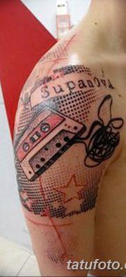 фото тату кассета от 28.08.2017 №100 – Tattoo cassette – tatufoto.com