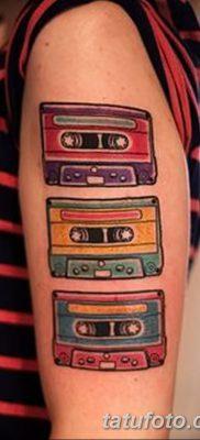 фото тату кассета от 28.08.2017 №105 – Tattoo cassette – tatufoto.com
