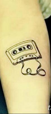 фото тату кассета от 28.08.2017 №110 – Tattoo cassette – tatufoto.com