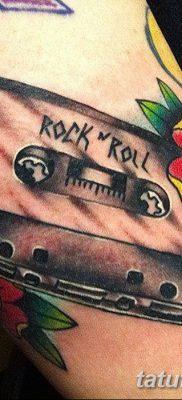 фото тату кассета от 28.08.2017 №114 – Tattoo cassette – tatufoto.com